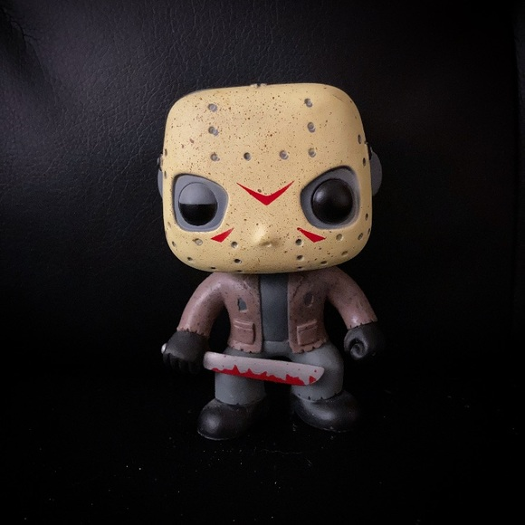 Friday The 13th - Jason - FunkoPop